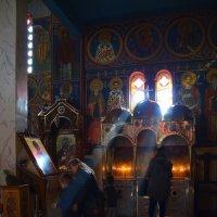 В церкви очень красиво! :: Оля Богданович