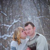 Love Story Максим и Екатерина :: Каролина Савельева
