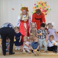 Детки,быстренько в кучку! :: A. SMIRNOV