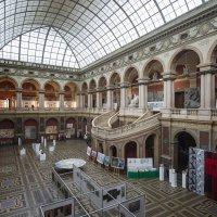 выставочный зал училища Штиглица :: ник. петрович земцов