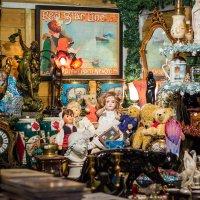 Old toys :: Alena Kramarenko