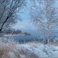 Зима вернулась! :: Александр Лихачёв