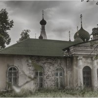 Старинный глич . :: Игорь Абламейко