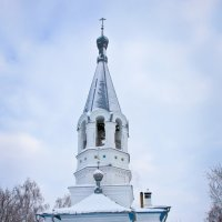 храм :: Сергей А. Петров