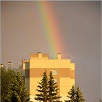 Красивый вид с балкона.... :: Дмитрий Петренко