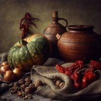 Из серии Натюрморт с красным перцем :: Ирина Приходько
