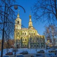Никитская церковь :: Сергей Цветков