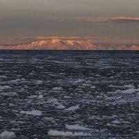 На горизонте остров Ольхон :: Павел Федоров