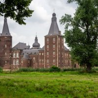 Замок Хунсбрук, Голландия :: Witalij Loewin