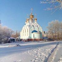 Середина декабря :: Александр Алексеев