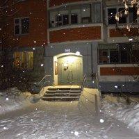 Вы любите снег? :: Андрей Лукьянов