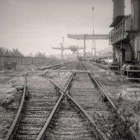 Индустриальный пейзаж. :: Елена Данько