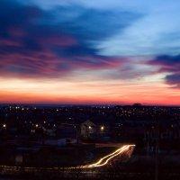 Закат над Севастополем :: Алина Леонова