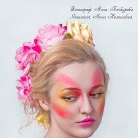 Цветочное настроение.. :: Анна Печкурова