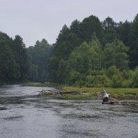 одна из рек, питающих Байкал :: Алиса Колмагорова