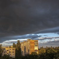 Граница погоды :: Аркадий .