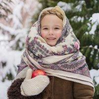 Зимняя прогулка :: Катерина Журавлева