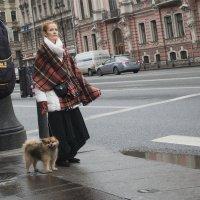 На Невском :: Александр Русинов