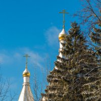 Храм новомученников в Бутово :: Mikhail Andronikov