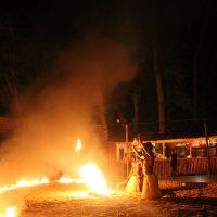 Поклонение огню :: Алина Веремеенко