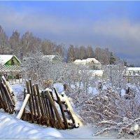 Дачно-зимнее :: Вячеслав Минаев