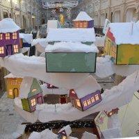 ГУМ в преддверии Нового года :: Татьяна Помогалова