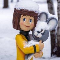 Зима в Простоквашино :: Игорь Сикорский