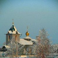 Зимний храм. :: nadyasilyuk Вознюк