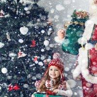Новогодняя сказка :: Alena Busik