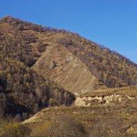 В горах. :: Ирина Нафаня