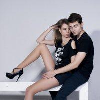 Анна и Кирилл (Студийная съемка) :: Екатерина Стяглий