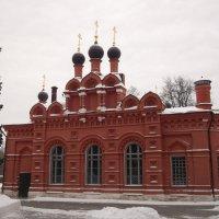 В Коломне :: Svetlana Lyaxovich