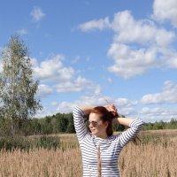 Бабье лето :: Ольга Куликовская /Olga  Kulikovskaya