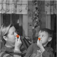 Мои любимые клоуны ! :: Игорь Абламейко