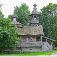Деревянный храм :: Максим Ершов