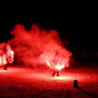 Девушки в огне :: Ольга