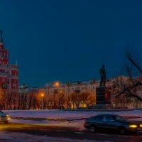 Площадь Ленина. :: Виктор Иванович