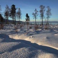 На Байкале в декабре... :: Александр Попов