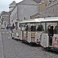 Ну  вот и  транспорт  для  туристов ! :: Виталий Селиванов