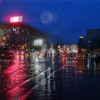 Вечер под дождем, или О ценах на мечты :: Ирина Сивовол