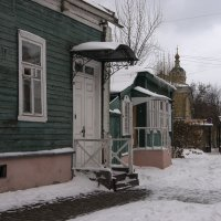 Московская старина :: Яков Реймер