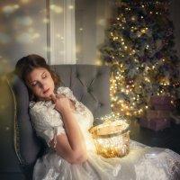 новогодняя ночь :: Ярослава Бакуняева