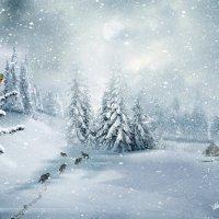 зима... :: dex66