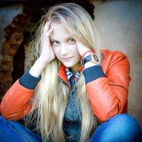 ... взгляд который может убить или влюбить ... :: Светлана Держицкая (Soboleva)