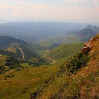 Перевал Гумбаши и Верхняя Мара :: Vladimir 070549
