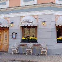 """Кафе """"13 стульев"""" на Домской площади :: Swetlana V"""