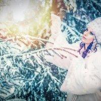 Мороз и солнце :: Татьяна Фирсова