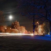 Ночной город :: Alexandr