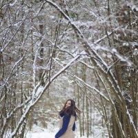 Зимний туннель, загадай желание... :: Алеся Пушнякова