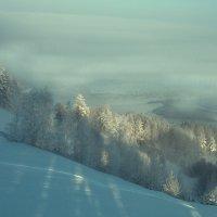Невероятный зимний Алтай :: Ольга